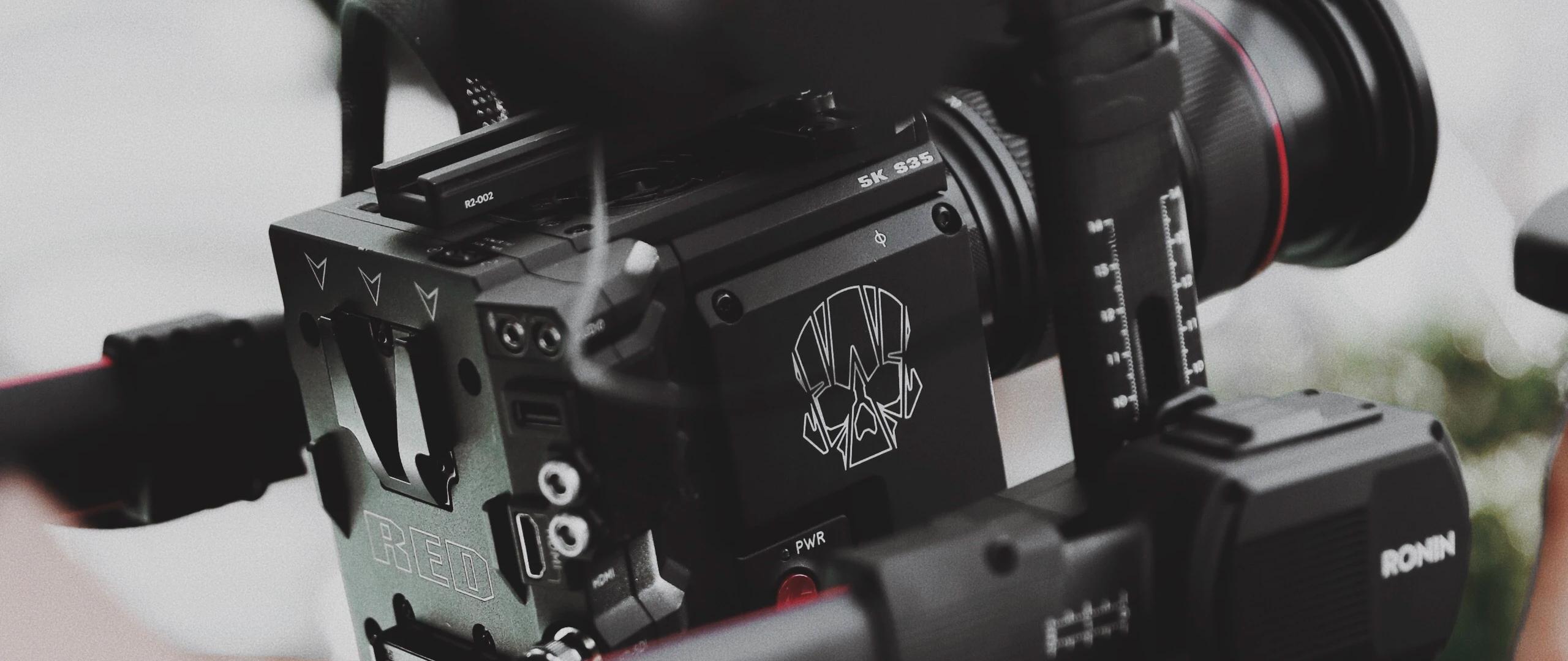 Red Camera Oferta Cover