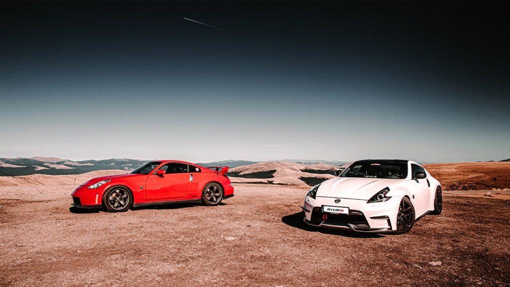 Nissan 370z Nismo i Nissan 350z Nismo NO NAME MEDIA