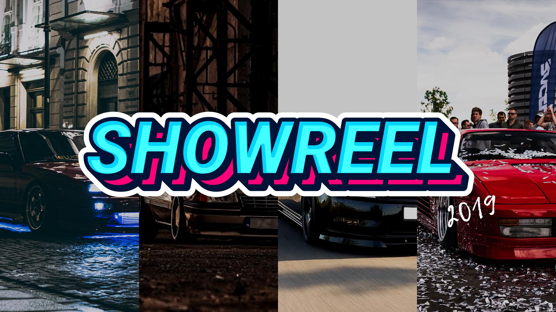 NO NAME MEDIA showreel 2019