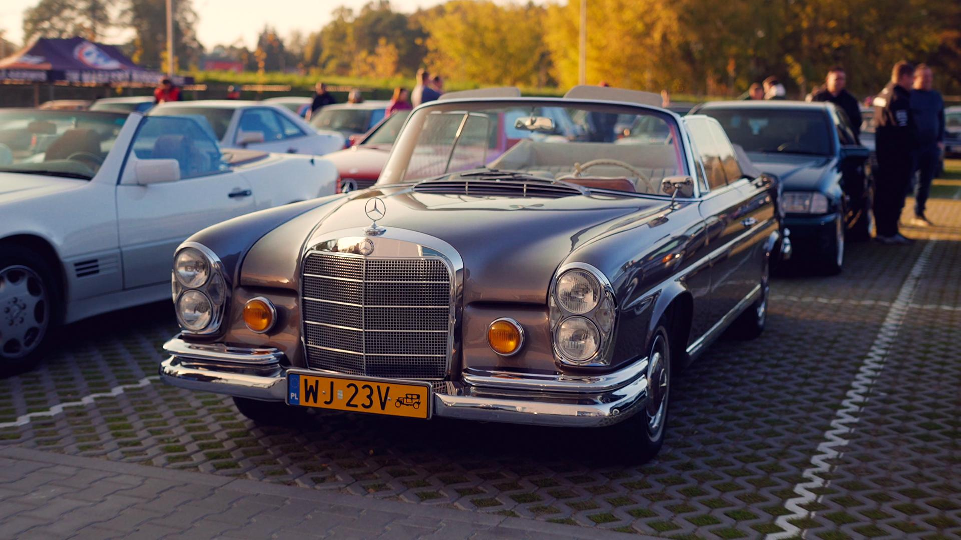 Autotrade Classic Mercedes-Benz 2021